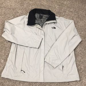 XXXL The North Face rain/wind jacket